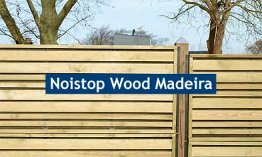Noistop Wood Madeira 1.000 x 900 x 170 mm